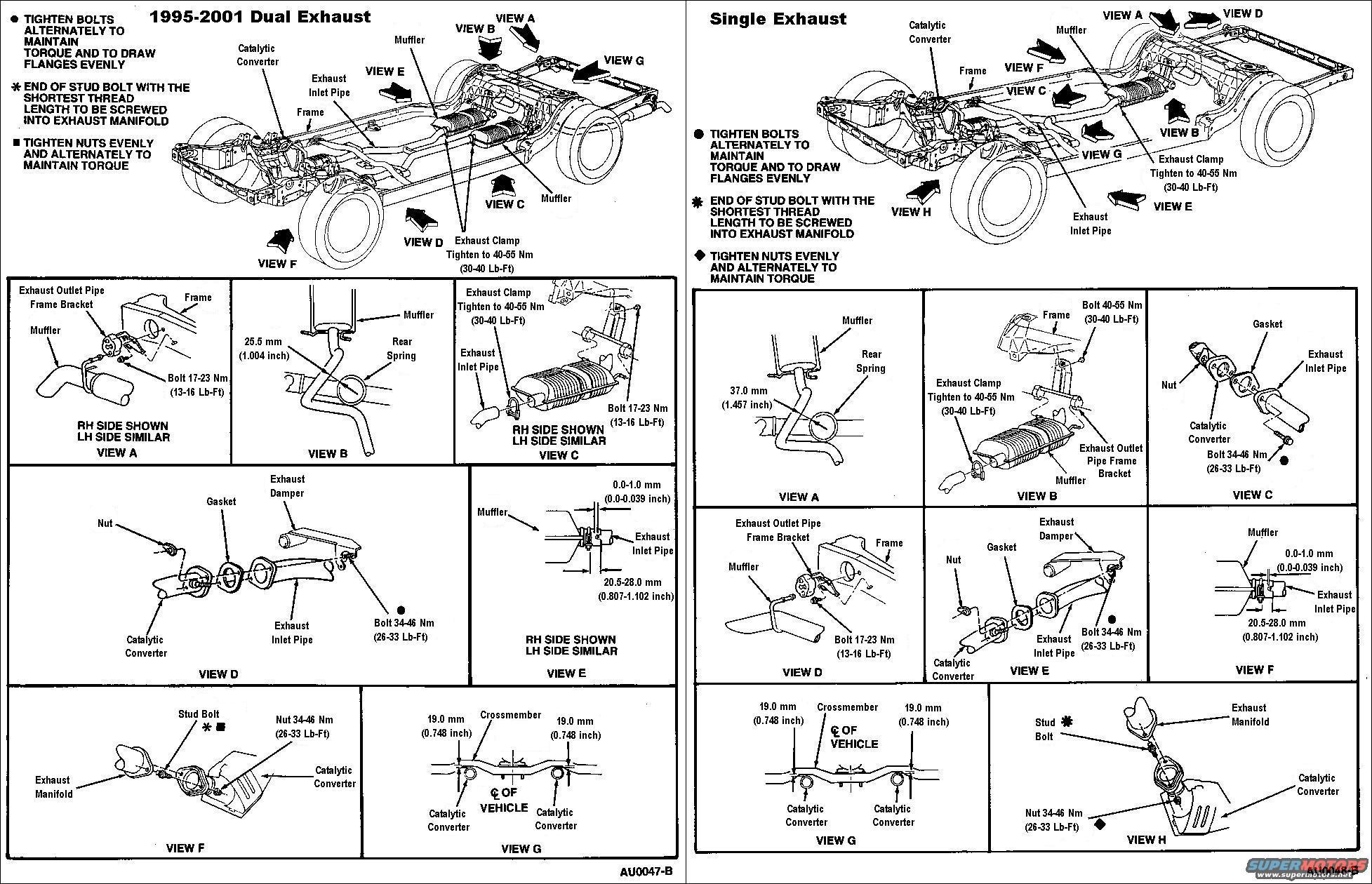 wiring diagram 1989 ford aerostar fuel pump