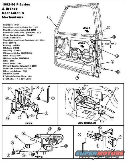 Ford F 150 Door Diagram circuit diagram template