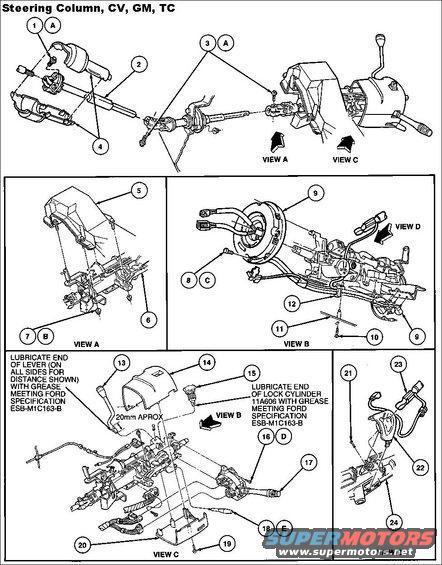 95 Ford Ranger 2 3 Wiring Diagram \u2013 Vehicle Wiring Diagrams