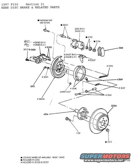 Ford F150 Brake Diagram - 2011petraoberheitde \u2022