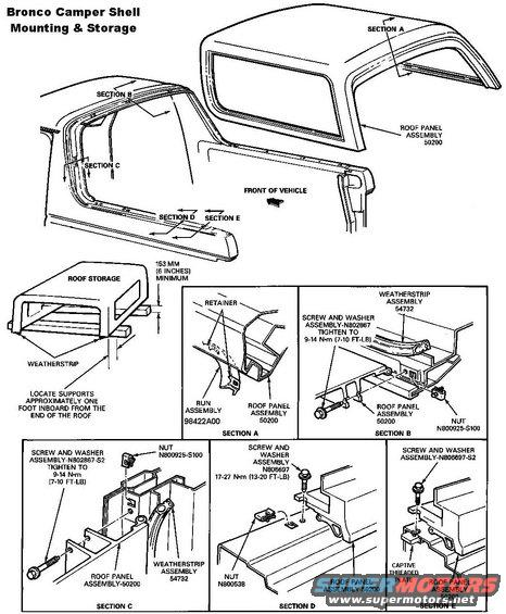 camper shell wiring harness