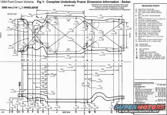 ford p71 crown victoria engine diagram