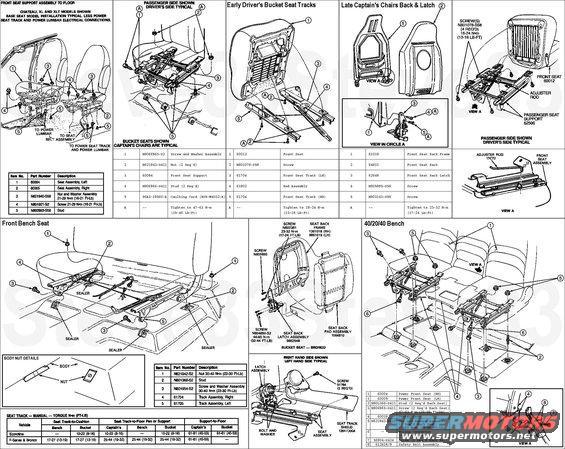 95 ford f150 underhood fuse box diagram