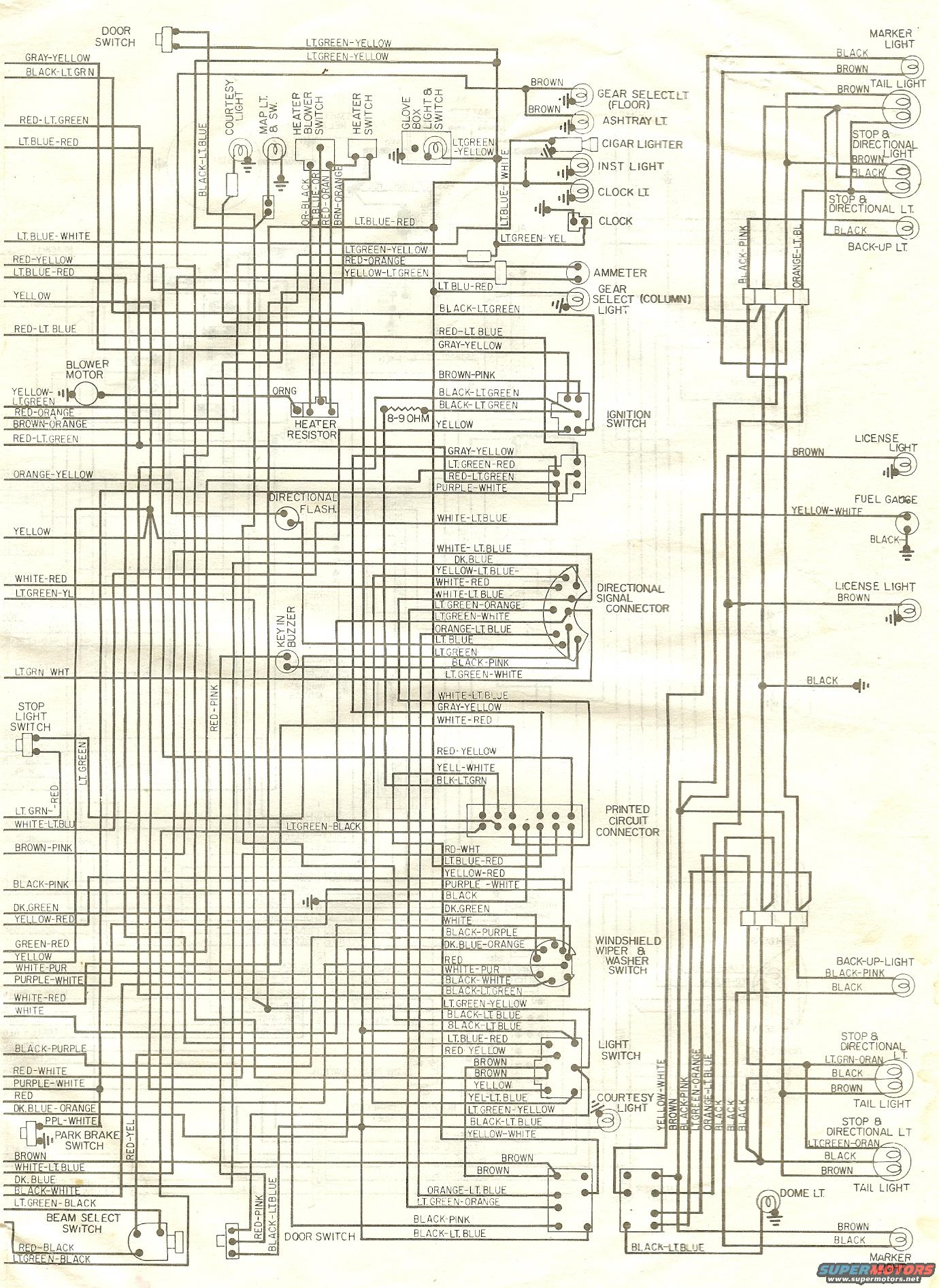 1978 Mgb Wiper Wiring Diagram Auto Electrical Goodall Diagrams 1979 Roadster Free Engine Image