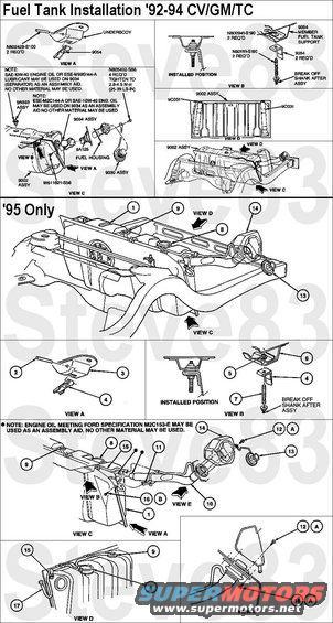 1994 Ford Crown Victoria Diagrams picture SuperMotorsnet