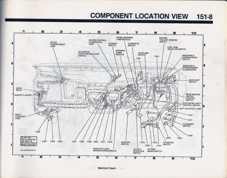 1999 f250 7.3 wiring diagram