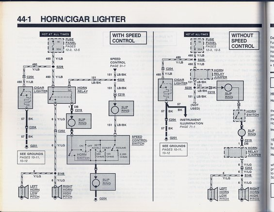 horn wiring - Ford Truck Enthusiasts Forums