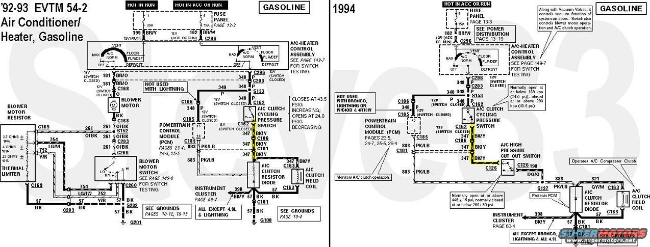 map sensor wiring diagram for 1988 ford f150