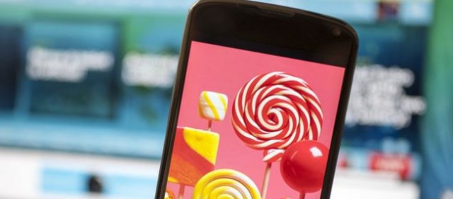 nexus lollipop