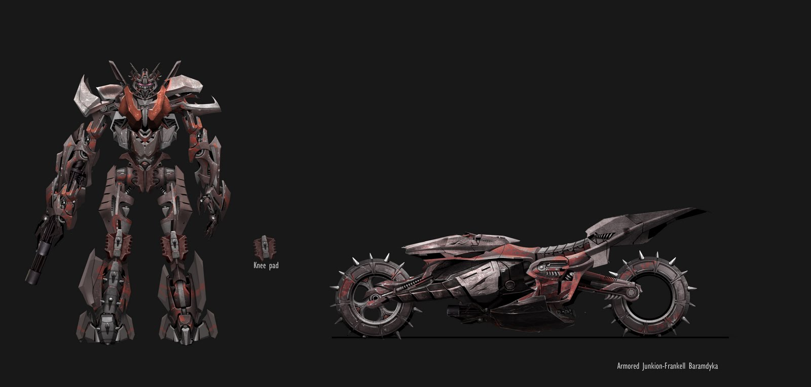 Transformers Fall Of Cybertron Wallpaper Transformers 3 Concept Art Or New Game Concept
