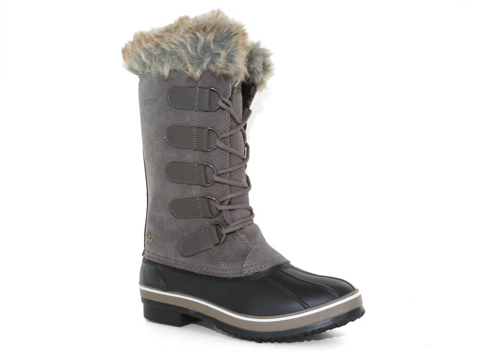 Womens Northside Kathmandu Boot Warm Gray