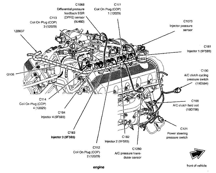 1994 lincoln mark 8 fuse diagram