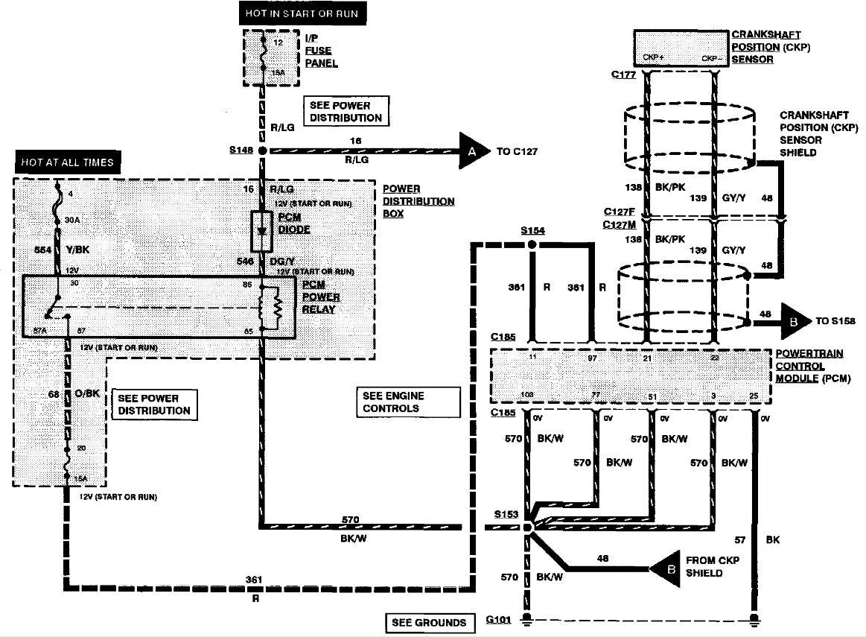 200 mercury sable fuse diagram