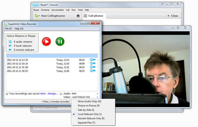Free Skype Video Call Recorder For Mac - LTT - Record Skype Video Calls