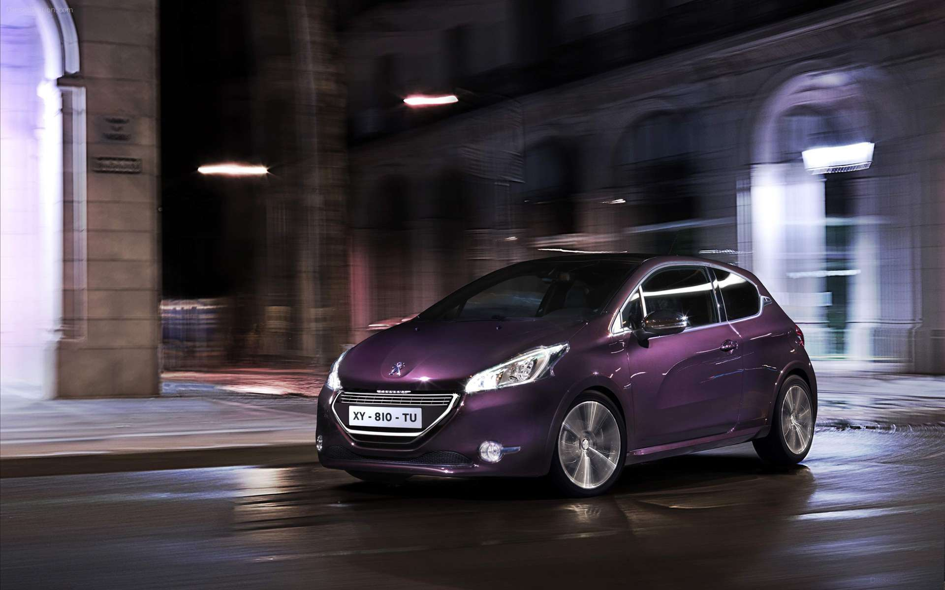 Desktop 3d Super Hd Wallpapers 2013 Peugeot 208 Xy Hd Wallpapers Hd Wallpapers