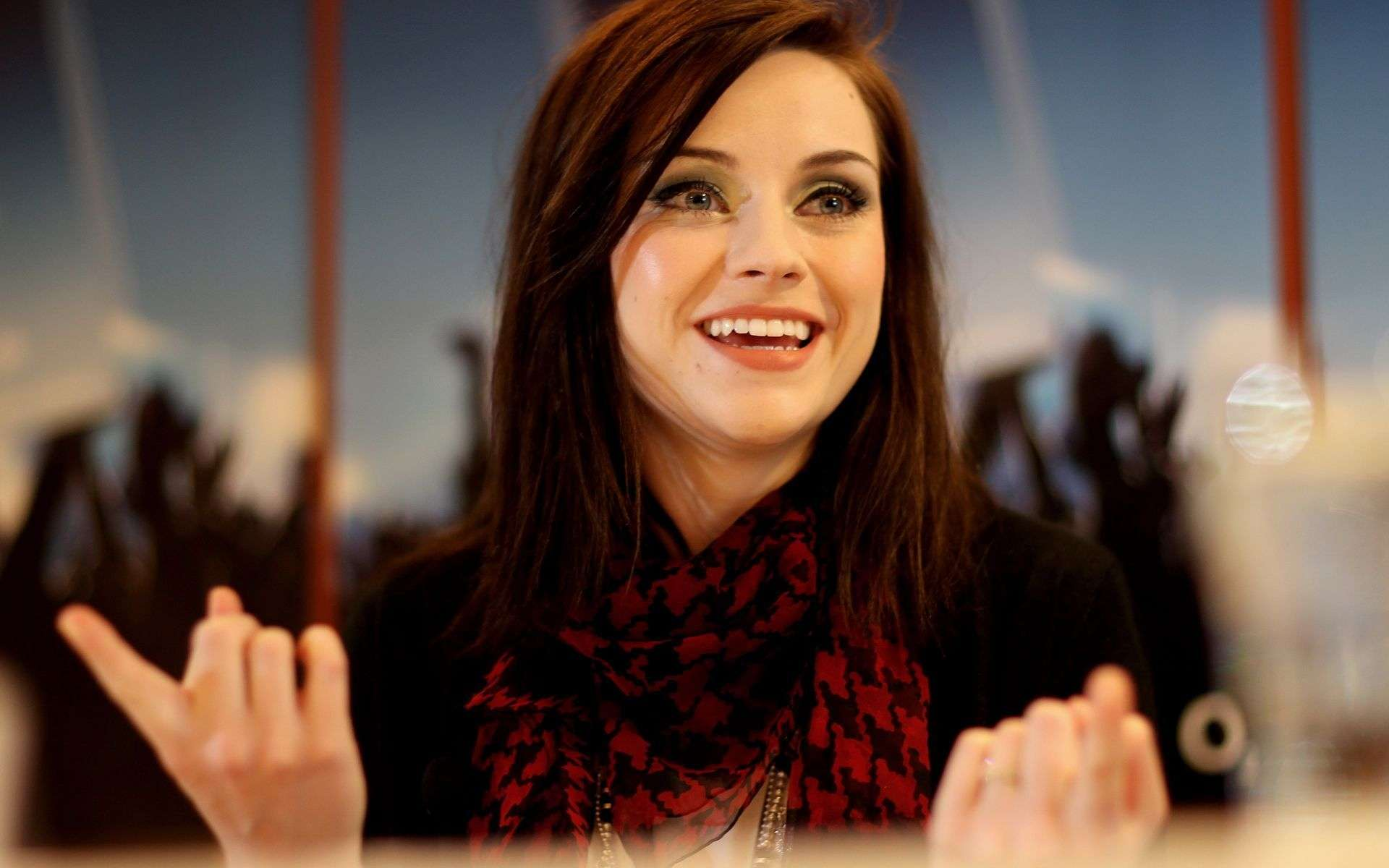 Cute Girl Wallpaper For Facebook Timeline Amy Macdonald Wallpaper 01 Wallpapers Hd Wallpapers