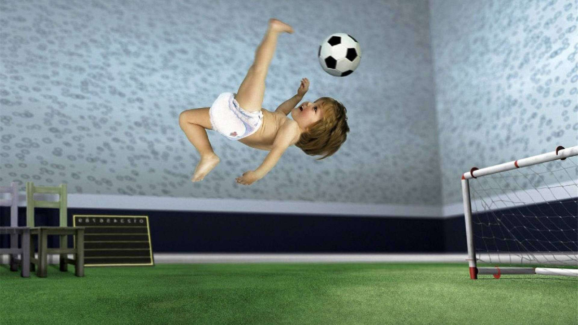 Cute Baby Wallpaper Hd For Mobile Baby Football Wallpapers Hd Wallpapers