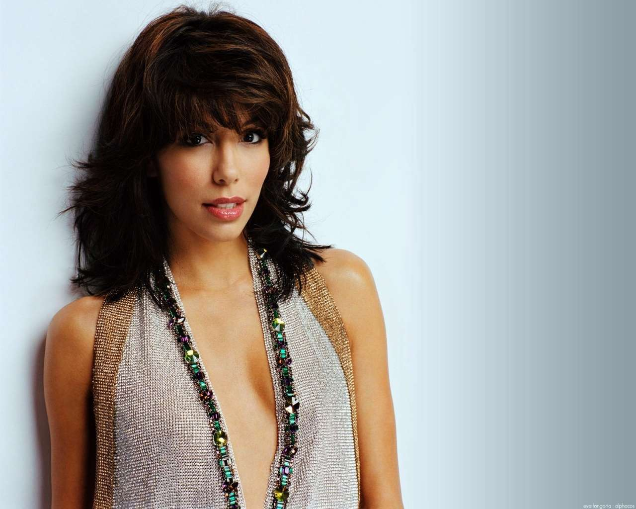 Most Beautiful Girl With Flowers Hd Wallpapers Eva Longoria Hd Hd Wallpapers
