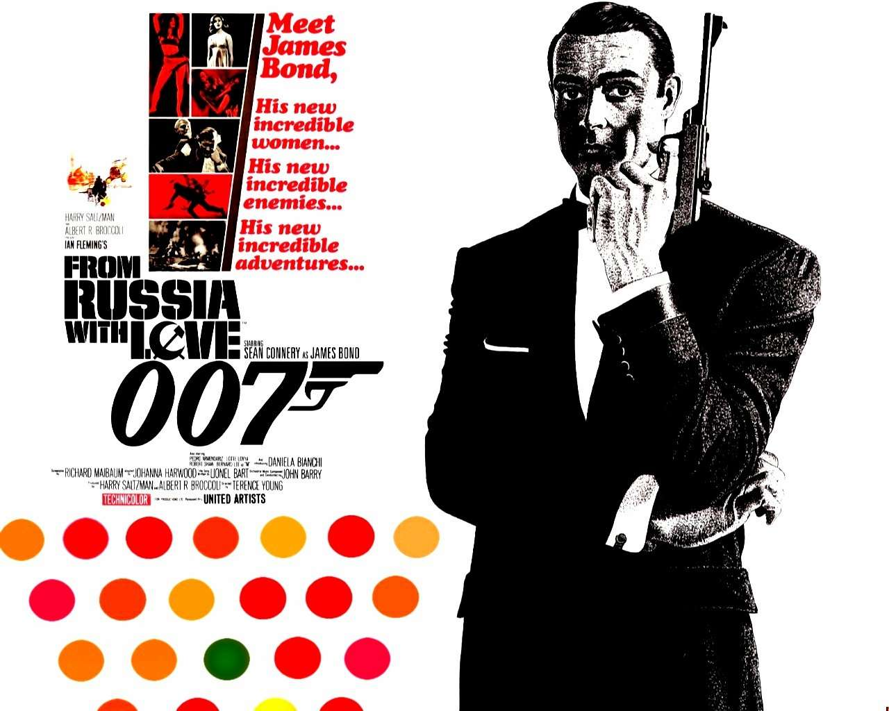 James Bond Car Wallpaper From Russia With Love Wallpaper Hd Wallpapers
