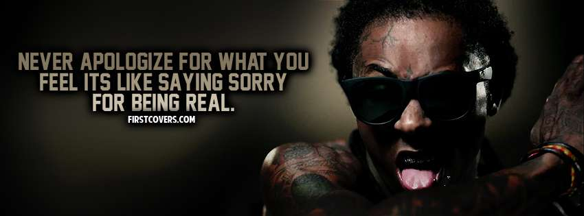 Scarface Quotes Wallpapers Lil Wayne Quote Cover Hd Wallpapers
