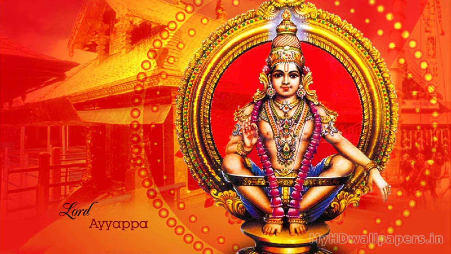 Ayyappan 3d Wallpaper Lord Ayyappa Hd Wallpapers