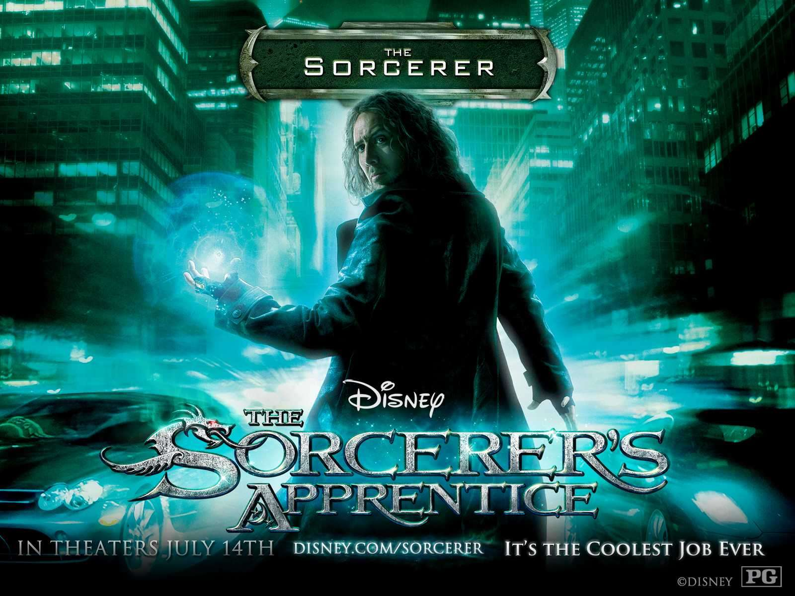 Car And Bikes Wallpapers Free Download Nicolas Cage In Sorcerers Apprentice Wallpapers Hd