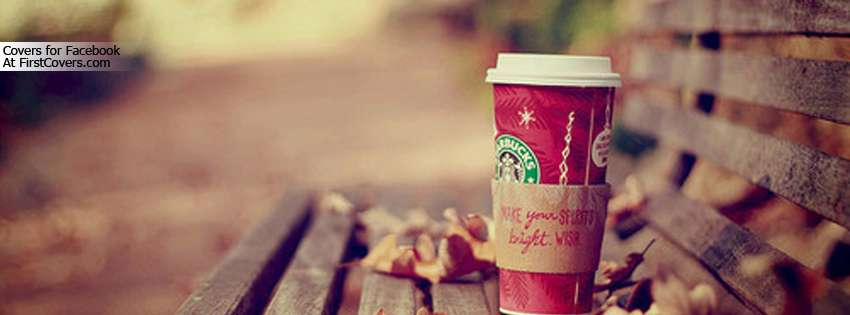 Fb Cover Wallpaper Cute Starbucks Coffee Cover Hd Wallpapers