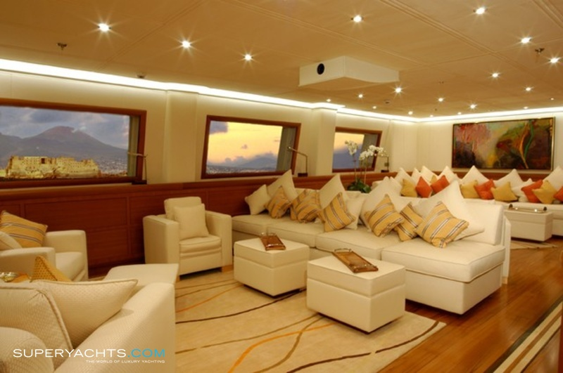 super luxury yachts interior