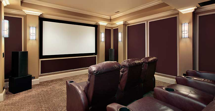 Anoka Home Theater Wiring Services Home Theater Cable
