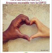 COP22 : Lancement d'un Livre Blanc sur « Femmes Santé et Climat ».