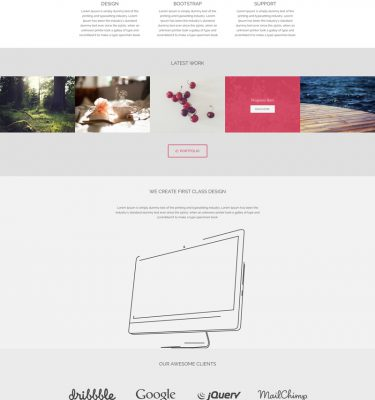Visual Composer Templates Archives Supreme WP Theme