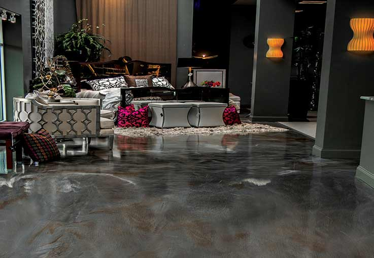 Decorative Concrete Stains - Sealers - Coloring and Epoxy Floor Products