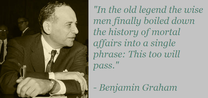 Benjamin Graham Quote