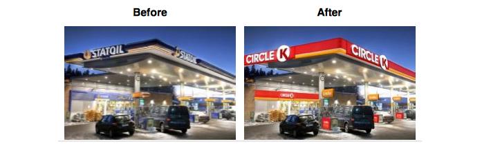 ATD Rebranding Circle K
