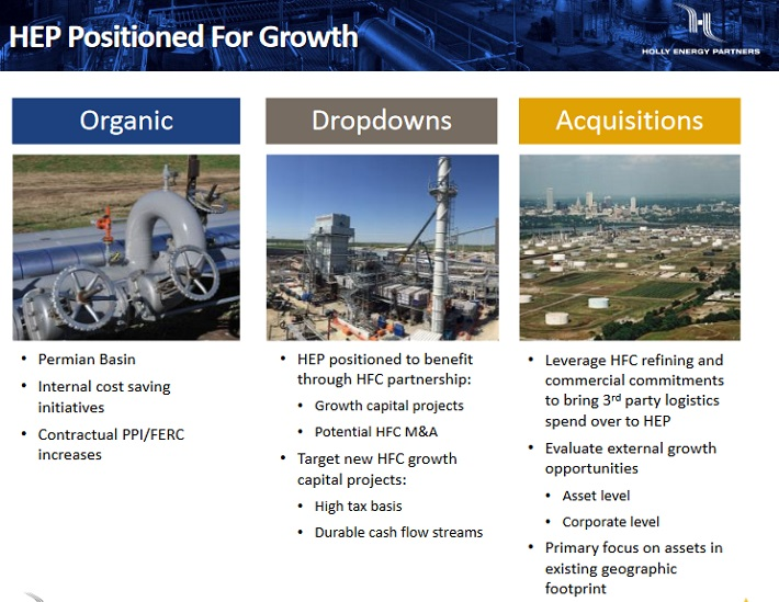 HEP Growth