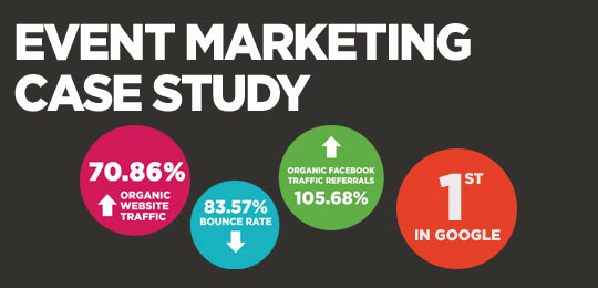 Event Marketing Case Study - The Creative Agency