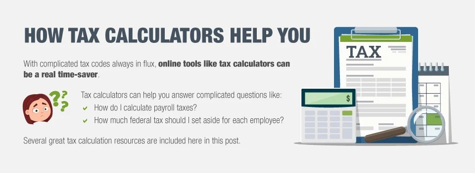 Free Online Payroll Calculators SurePayroll