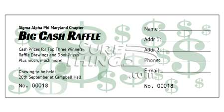 Free Raffle Ticket Generator. Dental Office Manager Resume