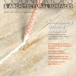 Surface Link hosts ISFA CEO Roundtable Conference. Countertops & Architectural Surfaces Vol.8 Issue 3, Pages 35-26