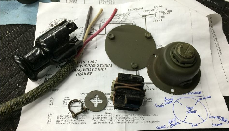 Zeph\u0027s 1943 Willys MBT Trailer - Page 13 - G503 Military Vehicle