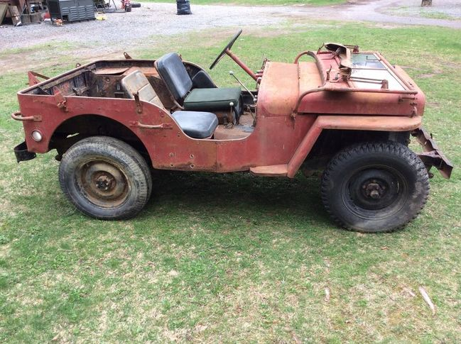 1944 Willys Mb As Found G503 Military Vehicle Message Forums