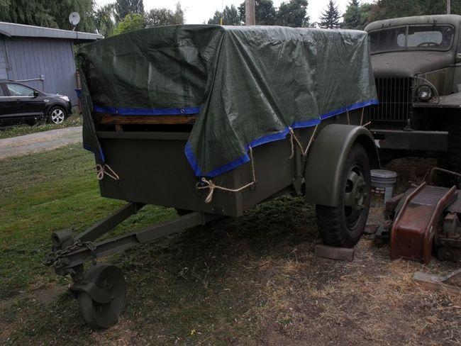 QMC G-518 Ben Hur Trailer - Page 5 - G503 Military Vehicle