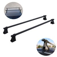 "48"" Universal Car Top Roof Rack Cross Bars for Bike ..."
