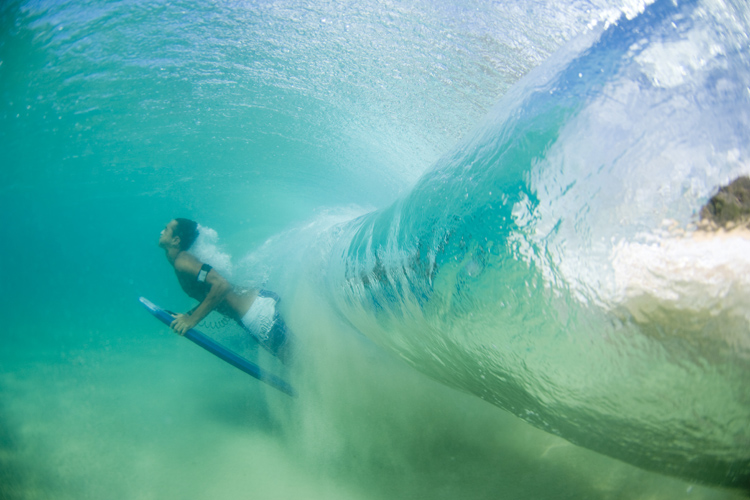 Wipeout Hd Wallpaper How To Duck Dive On A Bodyboard