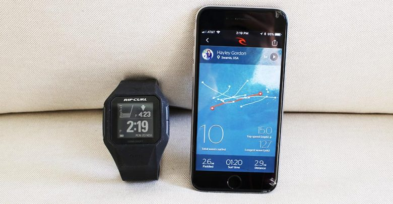 Rip Curl Search GPS Watch Review - The Surfing Handbook