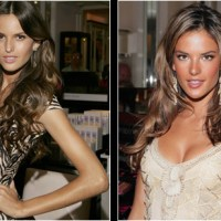Izabel Goulart Plastic Surgery Before After, Breast Implants