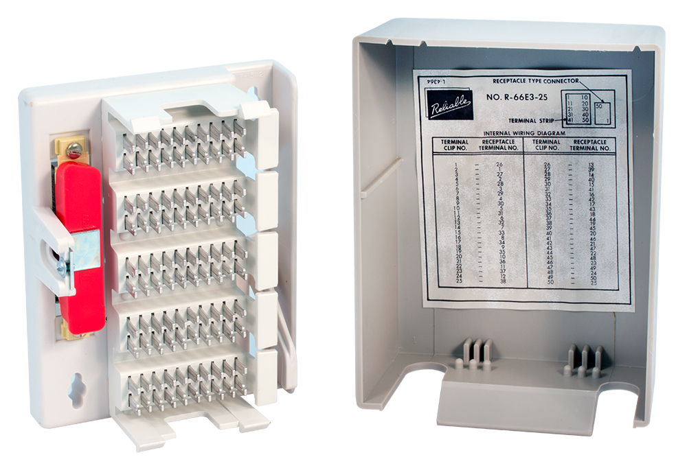 Telephone Terminal Boards