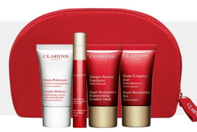 the-bay-clarins-gift