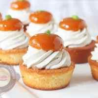 Petit gâteau abricot et basilic inspiré de Christophe Michalak { Ambassadrice Sugar Paris }
