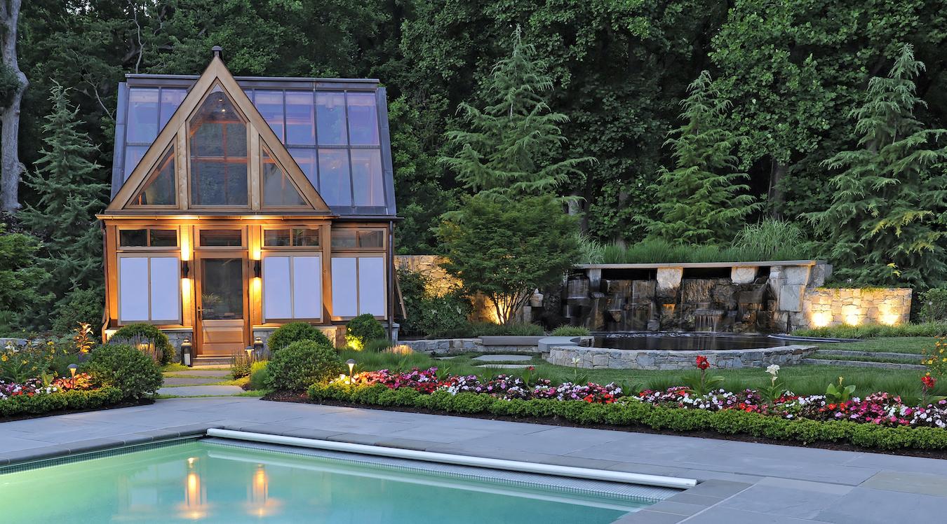Koi 3d Wallpaper Oakton Virginia Landscape Design For Greenhouse Amp Koi Pond